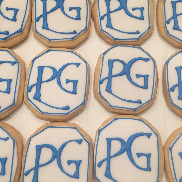 One of our favorite customers ordered these custom cookies for the #pennsylvaniagirlchoir! What a ni