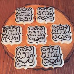 New Years Eve Cookies