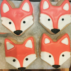 frosted foxes