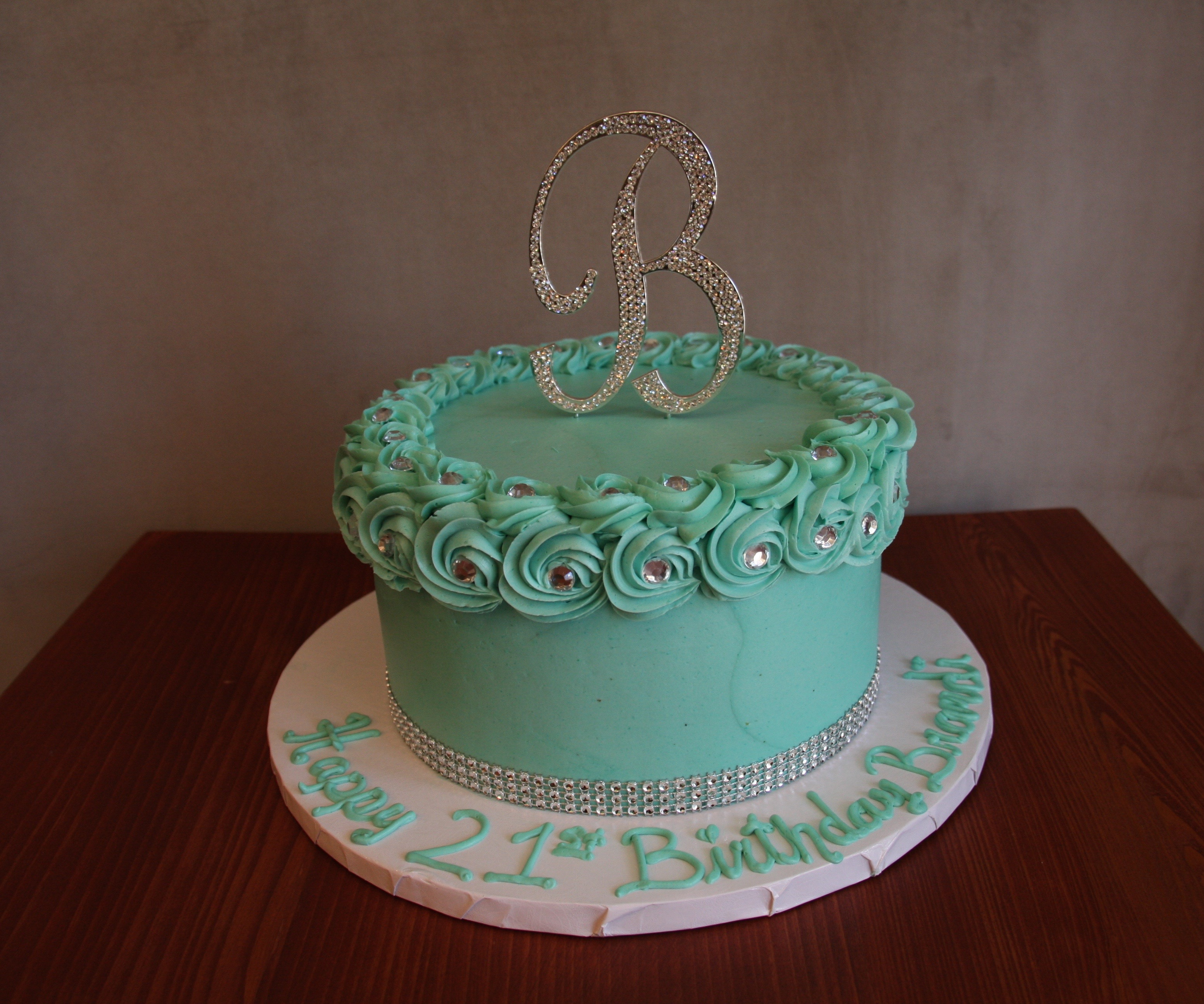 Tiffany Blue Birthday