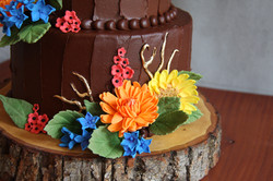 Wildflower Wedding - Detail