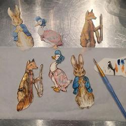 Peter Rabbit - Detail