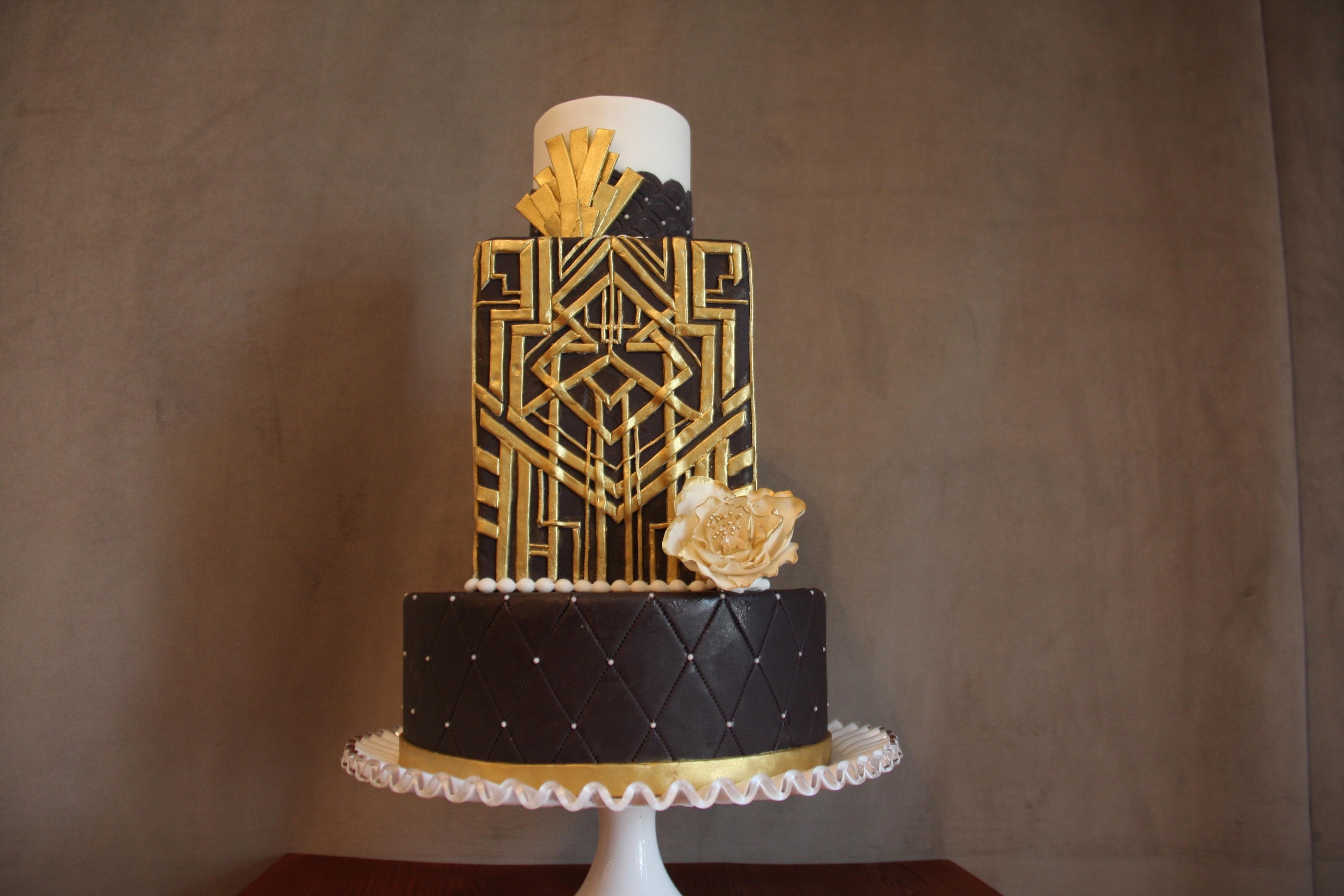 Art Deco Wedding