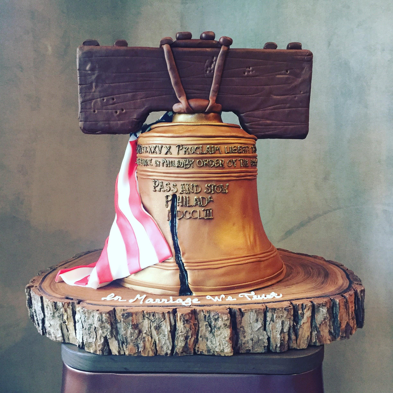 Liberty Bell Cake
