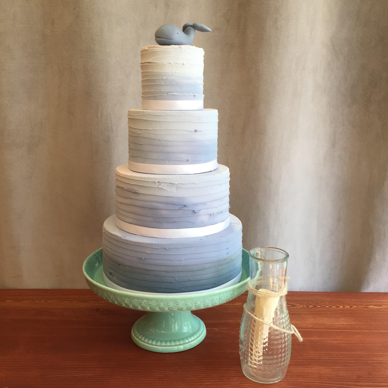 Stormy Ocean Cake