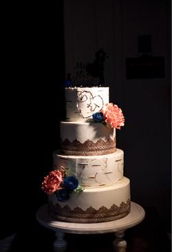 D & J cake