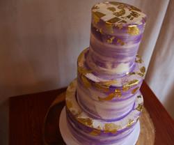 Painterly Purple