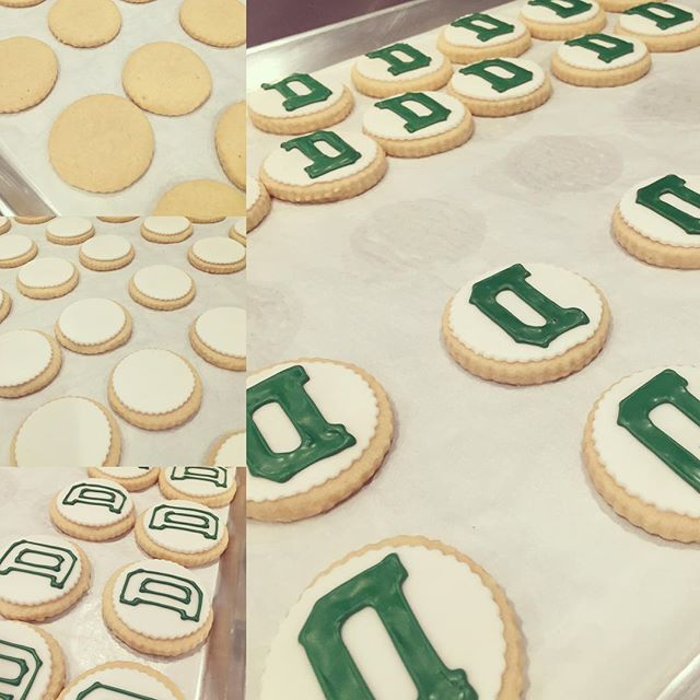 Collegiate Cookies