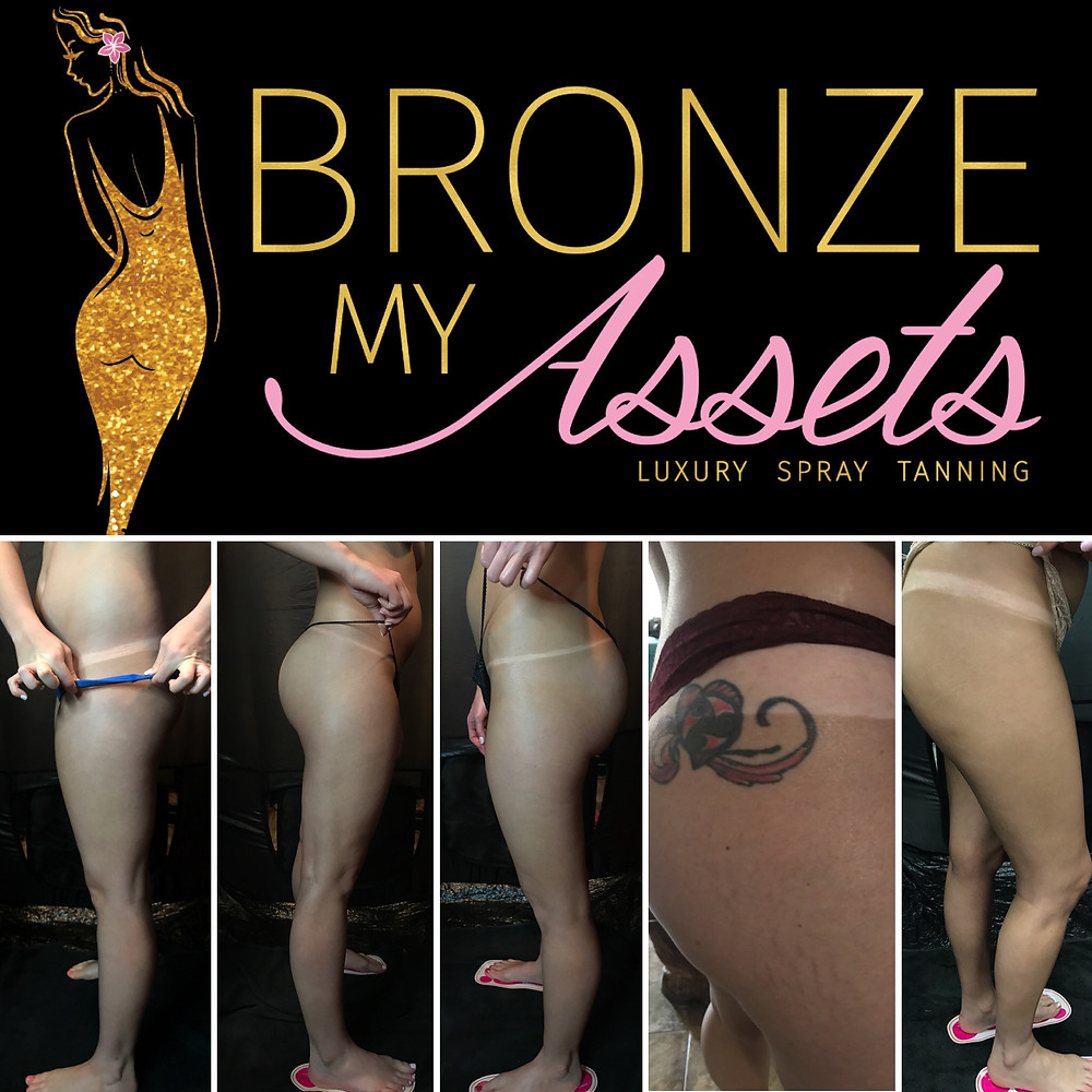 Bronze My Assets Luxury Spray Tanning