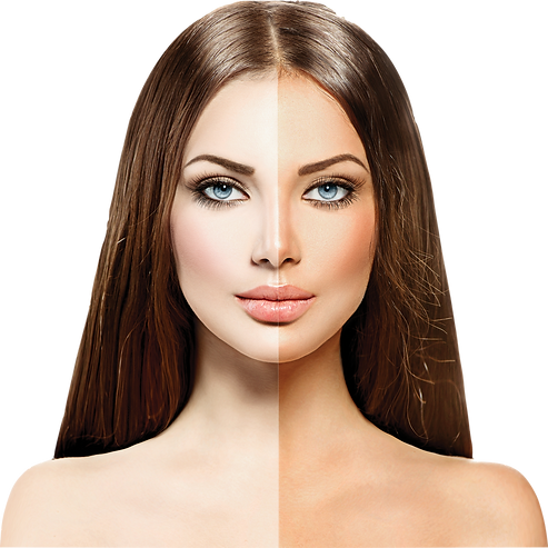 Everything you need to know in preperation for and what to expect during the spray tan.