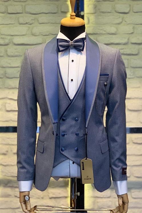 Торжественный мужской костюм смокинг
