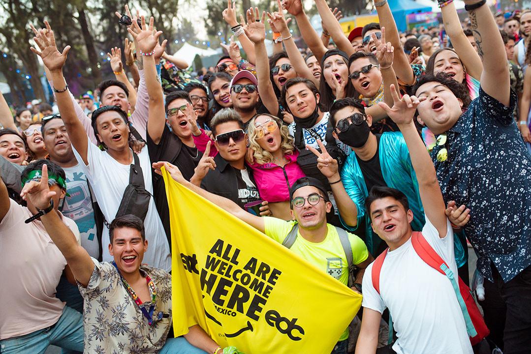 Festival EDC desde Morelia