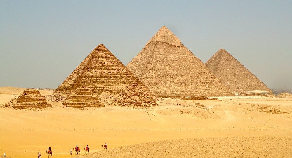 tour a piramides de giza egipto