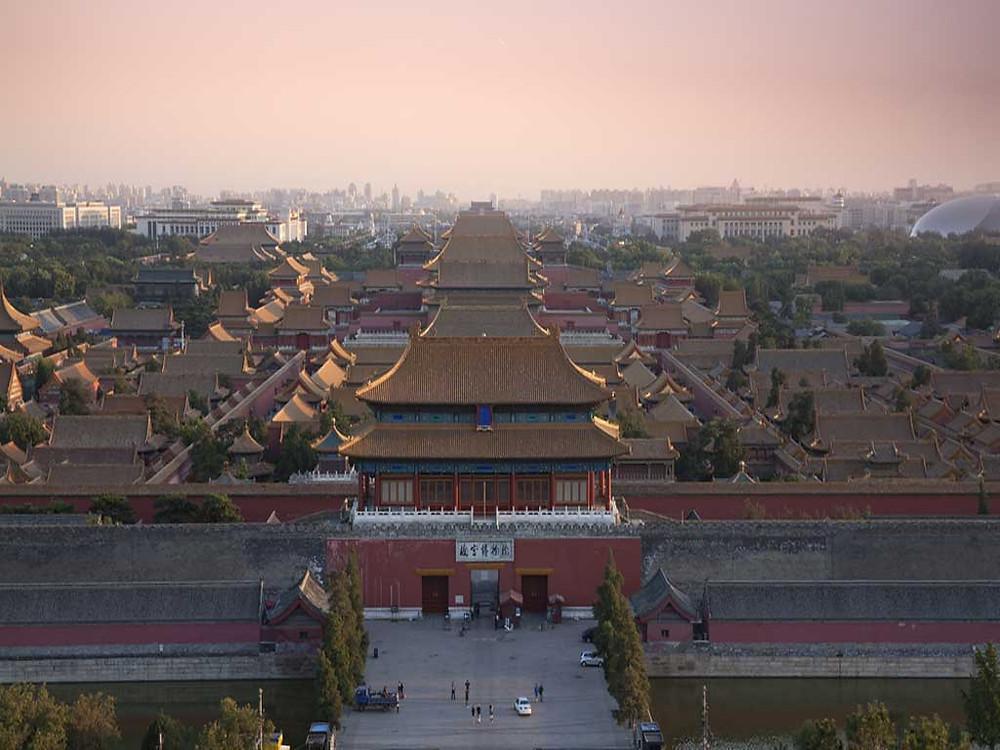 tour a la ciudad perdida de pekin