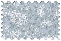Flowers in Grey