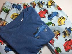 Pyjama old cars
