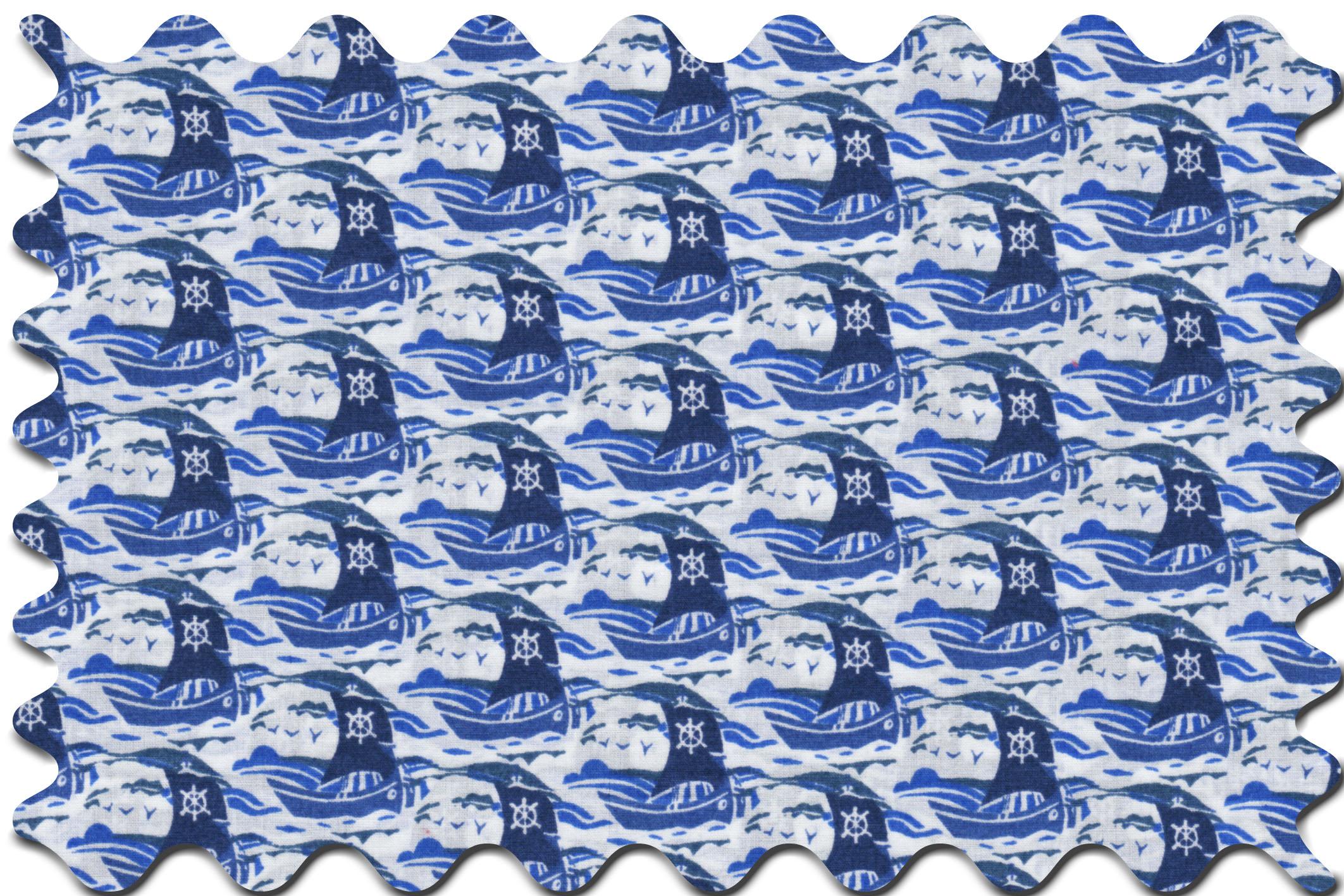 Samoas bleu