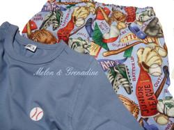 Pyjama base ball