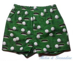 Caleçon golf