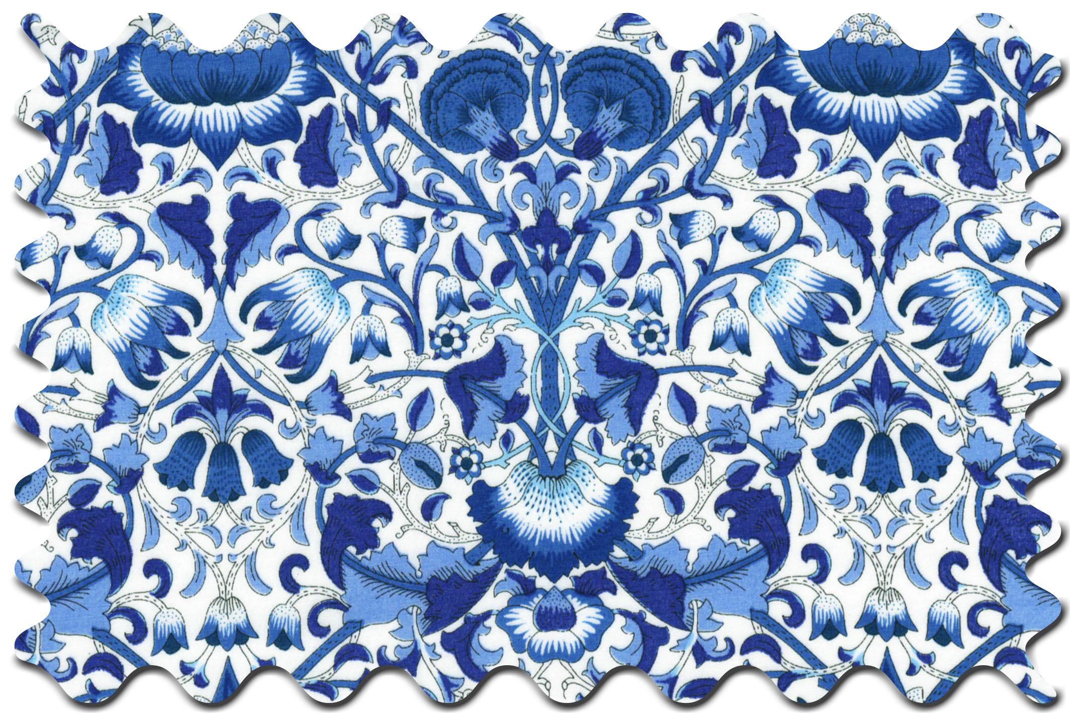 Lodden bleu roi