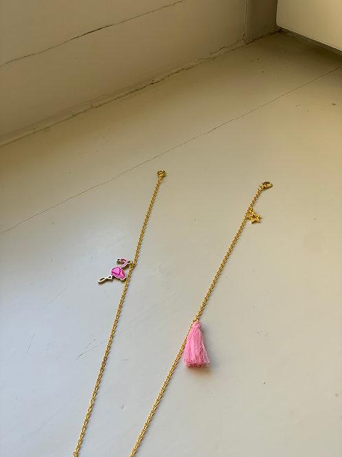 Mask Chain: Flamingo