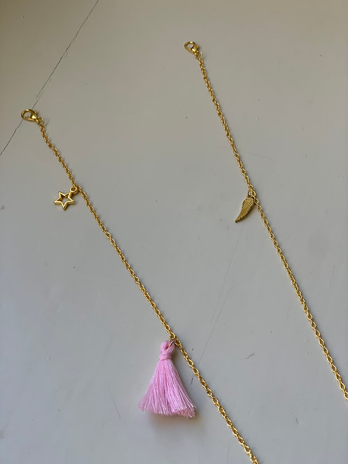 Mask Chain : Star and Wing