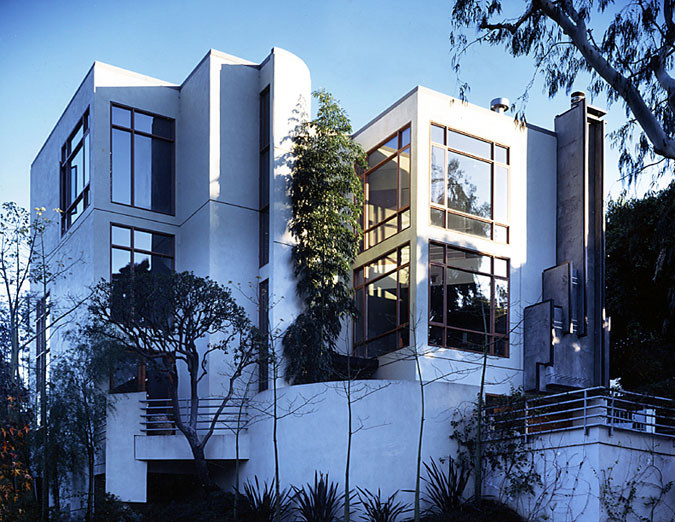 Award-Winning LA Residence