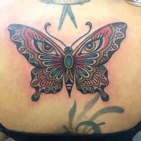 Butterfly by Josh