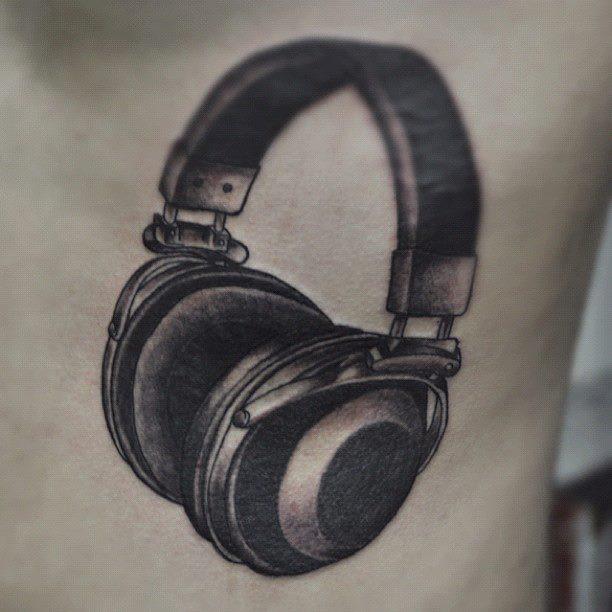 headphones by Defense