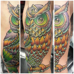 Owl by Defense