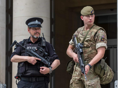 UK on Lockdown from Wednesday