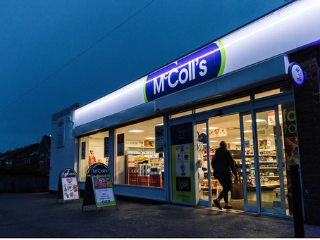 Is McColl`s Facing Closure?