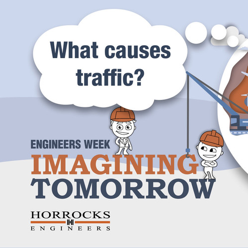 Imagining Tomorrow:What Causes Traffic?
