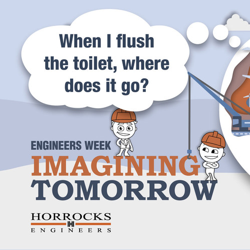 Imagining Tomorrow:When I Flush the Toilet, Where Does it Go?