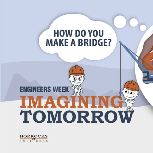 Imagining Tomorrow: How Do You Make a Bridge?