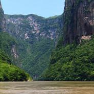 Selva Zoque - Sumidero Canyon Complex REDD project, Mexico