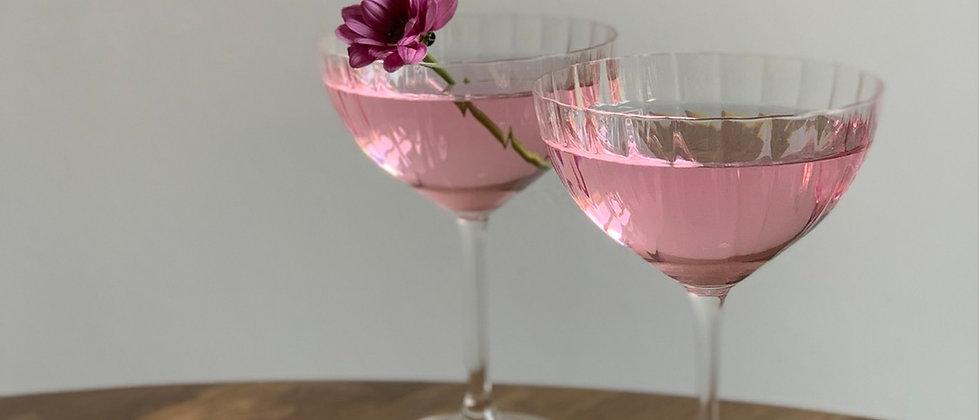 Бокал для шампанского или коктейлей