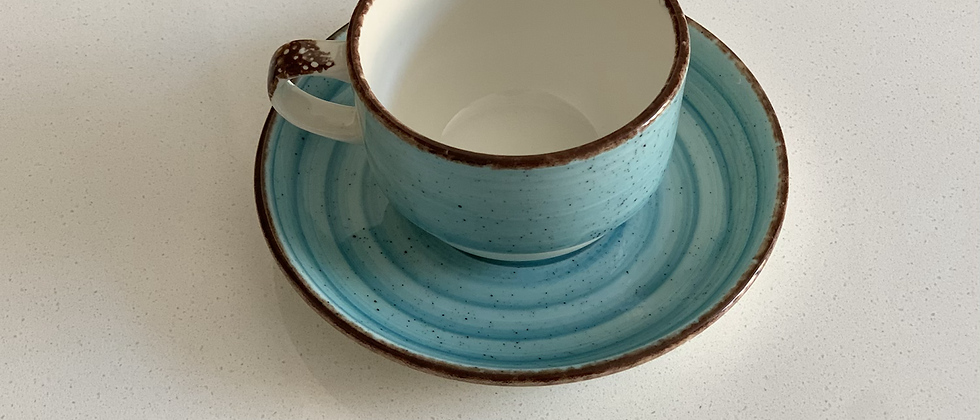 Чайная пара 200мл