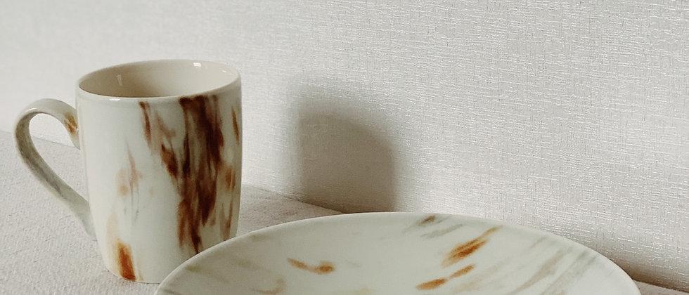 Глубокая тарелка 19см