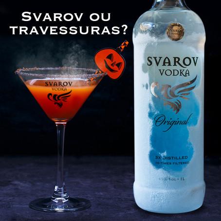 Halloween com Svarov