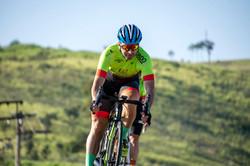 Jean Coloca é referência no ciclismo