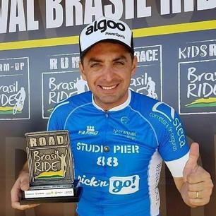 Vice-campeão no Brasil Ride Road