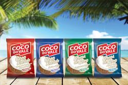 Coco do Vale - coco ralado