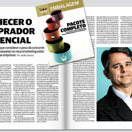 Jornal Valor Econômico: Conhecer o Comprador é Essencial