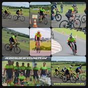 Equipe JCC no Bike Series