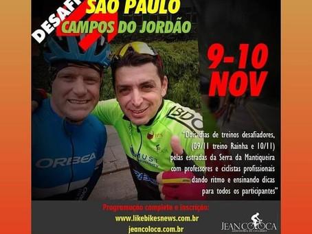 Desafio São Paulo/Campos do Jordão. Últimas vagas!