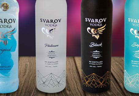 Linha vodka Svarov