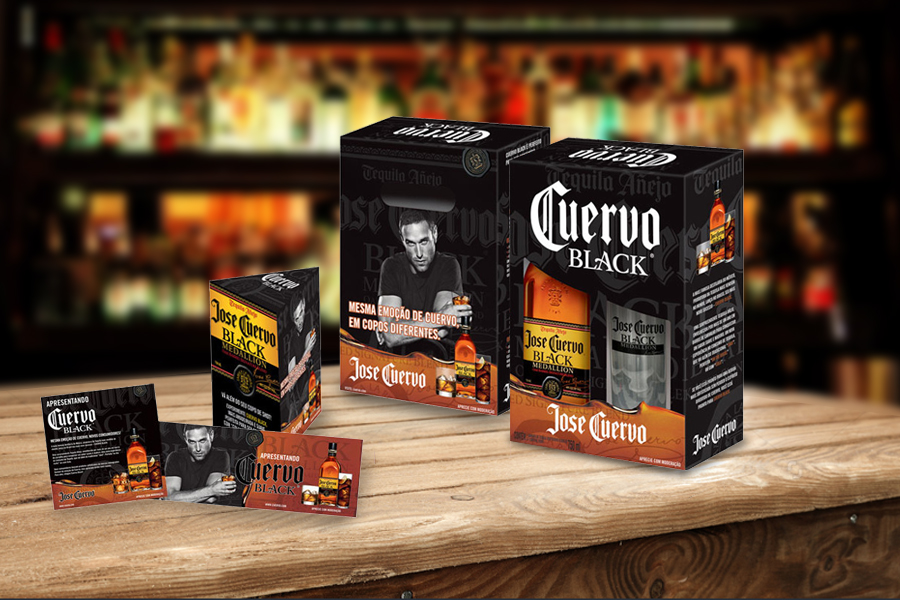Cuervo - Black promocional