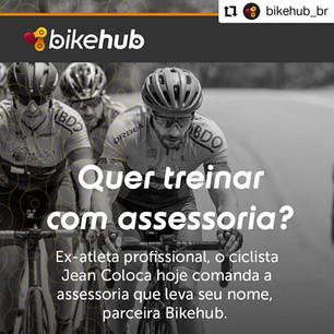 Treinar com Assessoria? BikeHub.