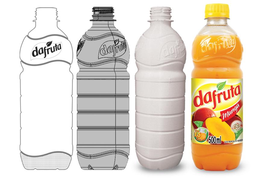 Dafruta - shape